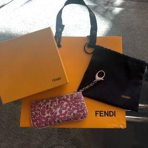 HOST PICK 💗 FENDI | Key chain wallet
